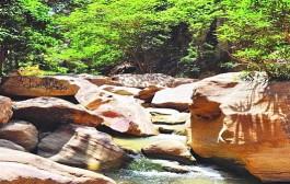 «وادي لجب» مزار سياحي يستهوي زوار جازان