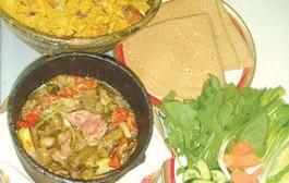 المائدة الجازانية .. أكلات لذيذة تستحضر الماضي بمحافظة الأجيال
