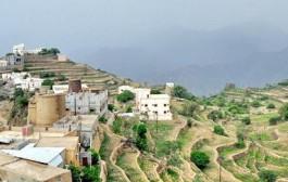 «المنازل الأسطوانية» طراز معماري فريد في جبال فيفاء