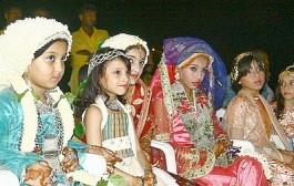 أهازيج رقصة الديشة الشعبية النسائية بمنطقة جازان