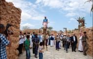 الآثار تاريخية في جزيرة فرسان