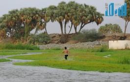 """بالصور.. """"وادي الفطيحة"""".. الكنز السياحي الذي لا يعرفه السعوديون"""