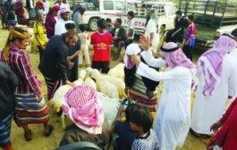 سوق العيدابي مقصد المتسوقين من مختلف محافظات جازان على مدى 40 عاماً