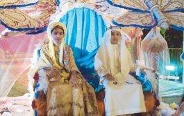 مراسم الزاواج في جازان قديماً
